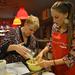 Lipcsei Betta pedig sütit készít