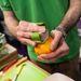Citrushéj-reszelő