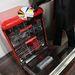 Ugyanez mosogatógépben. A kis kártyákon látható a szín és mintaválaszték, ugyanez érvényes a hűtőkre is. Union Jack mosogatógépet valaki?