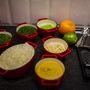 Sok-sok fűszer  és zöldség jellemzi az osztrák konyhát, némi tájidegen citrommal kombinálva.