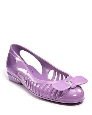 Givenchy Jelly Sandal, $230