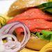 Egy szendvics a Dzsem Pékségből.