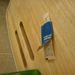 Amit olyan erősen ráragasztottak a flakonra, hogy csak úgy tudjuk kibontani, hogy a teszt használati utasítása megsemmisül.