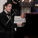 Farkas Gábor Gábriel nem csak musicalszínész, festő, hanem kiváló zongorista is