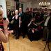 Csengeri Ottilia a Cabaret-ból adott elő egy részletet