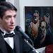 Farkas Gábor Gábriel festménye kedvenc porondmesterét ábrázolja