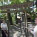 Szigetmonostor rendezett sajtóutat a szigetre: itt épp a nyáron gyerektáborokkal teli Árnyaszigetet mutatják be az újságíróknak