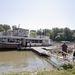 Hajóval is lehet a Szentendrei-szigetre menni