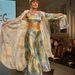 A bemutatóra felkért tervezők olyan ruhát készítettek a hölgyeknek, ami illett személyiségükhöz (Herczeg Zoltán kreációja)