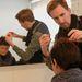 Szofrán Zsolt frizurát tuningol