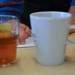 Egészen világos teákat is találtunk