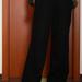 Régen is volt egy bő fekete nadrágom, imádtam.