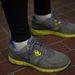 Mint mondta, viszonylag gyakran kell cipőt cserélni, de ez nyilván attól is függ, hogy mennyit használja az ember. Súlytól is függ persze, de általában egy évenként érdemes cserélni, mert Achilles-problémákat okozhat.