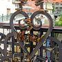 Szinva híd, a szerelmesek találkozóhelye, Miskolc