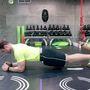 Alkartámasz (Plank): a fej, hát, fenék egy vonalban kell legyen, a derék (fenék) nem eshet be. Nemcsak karral és lábbal  tartjuk a pozíciót, hanem feszítjük az összes izmot.