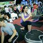 Power Cardio: Az egyensúlyérzéket is próbára teszik a pozíciók.