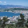 Új-Zéland: Wellington a magasból