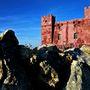 A máltai Mellieħa városának Szt. Ágota tornya, ismertebb nevén a Vörös Torony