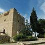 Ciprus - Kolosszi vár, a szerzetesek központja, itt termelték a híres édes bort, a Commandariát