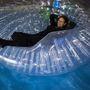 A világ legkényelmesebb fotelje a Napsugár játszóházban