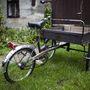 A magyar kreativitás évszázados hagyományai egy biciklin