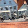 Kastner & Öhler tetejéről a város.