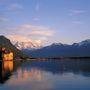 Schloss Chillon, Genfi tó
