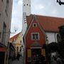 Tallinn óvárosa is gyönyörű, és szintén világörökségi helyszín.