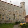 A középkori erődítések mellett sok a csodaszép Hanza-ház is.