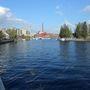 Tampere a vizek városa, két nagy tó, egy folyó és nagy erdőségek jellemzik. A levegő kristálytiszta.