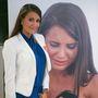 Cserháti Tamara, a  2012-es Miss World Hungary vállalta, hogy a kampány kedvéért krónikus urticariára jellemző kiütésekkel maszkírozzák el. A folyamat hat órán át tartott.