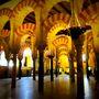 A córdobai mecset belülről