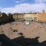 A Piazza del Campo a csodás Sienában