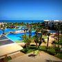 A Hasdrubal Prestige Thalassa & Spa kertje és a kéklő tenger - Dzserba, Tunézia