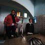 Friss hal érkezett a piacra, kiabálós aukció során cserélnek gazdát Tunéziában
