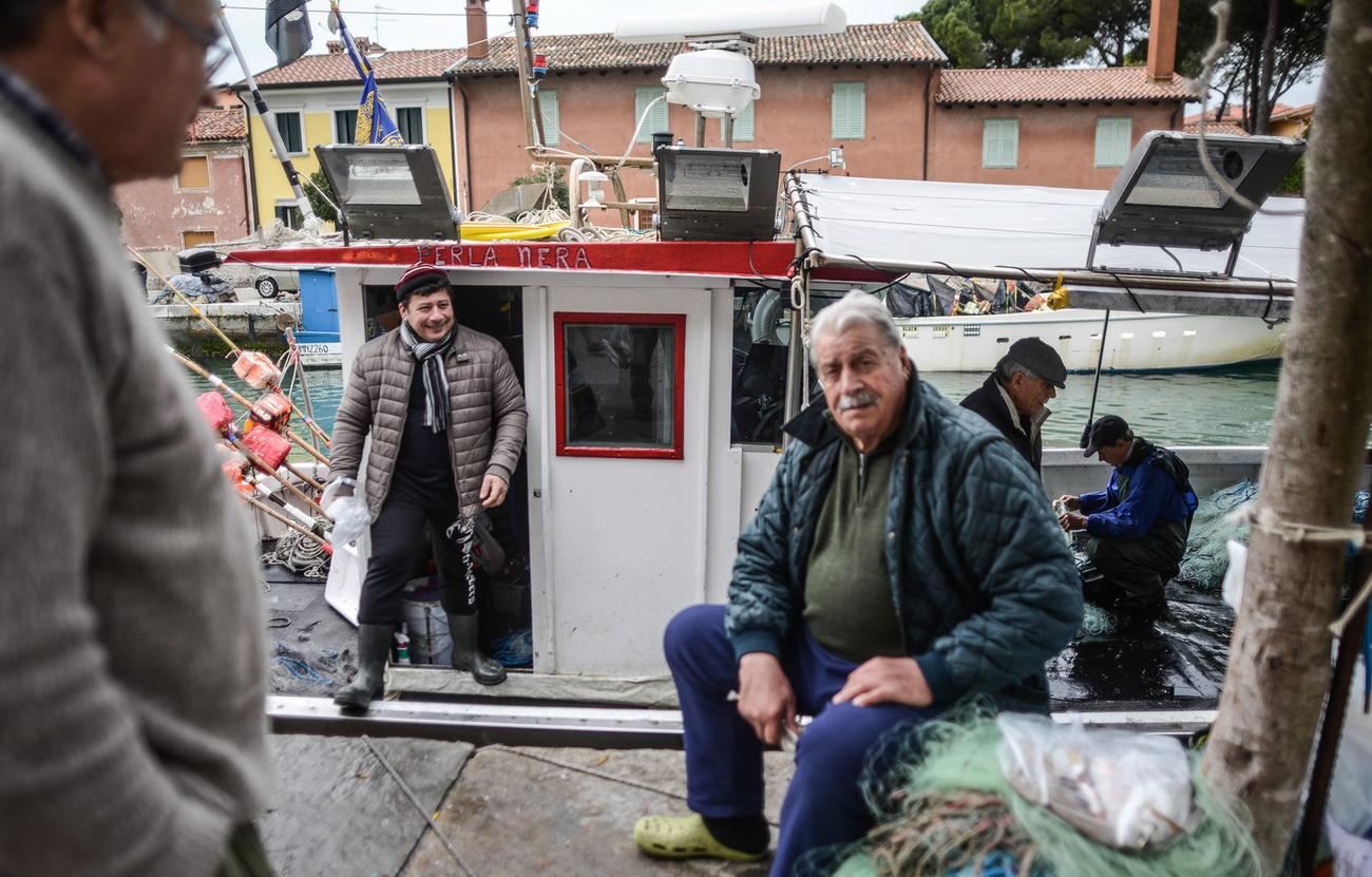 Trieszt: Canal Grande