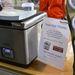 A Sous Vide Supreme géppel már otthon is kipróbálhatja a vákuumban főzést, 121 ezer forinttól hozzá is juthat