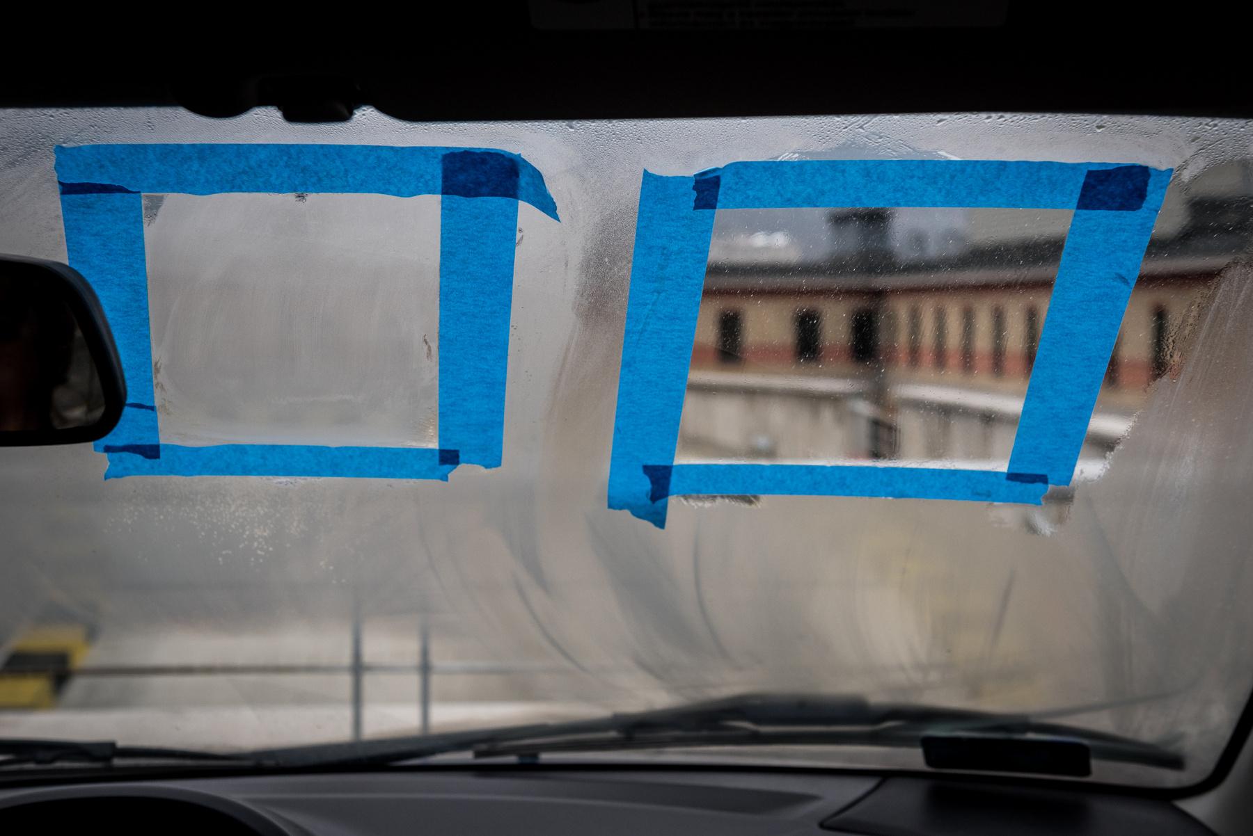 Később így nézett ki, de ennyi idő alatt az autó ventilátorával is lecsapathattuk volna.