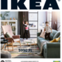 Itt van az, amire mindenki várt, az új IKEA katalógus!