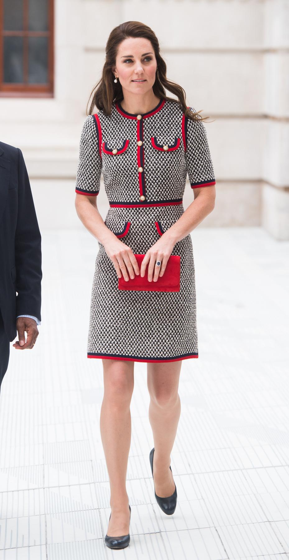 2700 dolláros, körülbelül 707 ezer forintos Gucci ruha Londonban.
