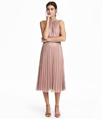 Így állt a modellen Trumpné Erdem ruhája.