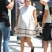 Kourtney Kardashian a kilencedik hónapban vásárolgatott a Ralph Laurennél, ebben a nem túl előnyös ruhában.