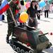 Úgy látszik a military nem csak a fast fashionben hódít....