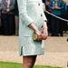 Katalin hercegné stílusán (stylistján??) nem fogott ki a terhesség sem. Pedig április 22-én, amikor a fotó készült, már legalább a hatodik hónapban lehet.