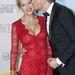 Az énekes Michael Buble szereti kamerák előtt terhes feleségét, aki nagyon jól néz ki