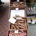 Mindenféle gyökérzöldségek, az édeskrumplitól a manióka és yamgyökérig