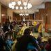 Vasútmodell-kiállítást rendeztek a Gellért Szállóban a múlt hétvégén, december 7-8-án.
