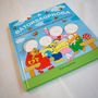 A könyvet minden daganatos és leukémiás gyerek családja ingyen meg fogja kapni Magyarországon