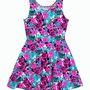 Virágos nyári ruha 2890 forintért, ezt is alig tudtuk kiválasztani gyér kínálatból