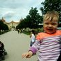 Kátya örül Moritzburgnak.